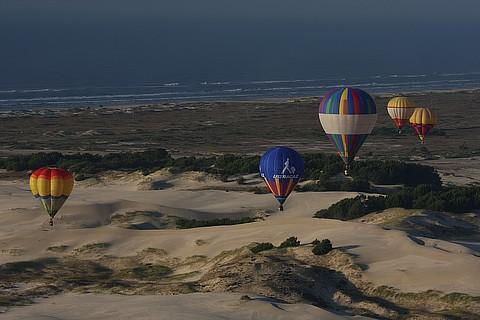Conheça a programação do 28º Festival Internacional de Balonismo em Torres
