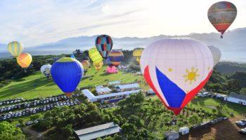 Balonista de Torres participa de festival em Taiwan 01