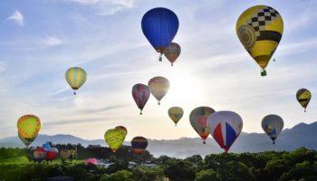Balonista de Torres participa de festival em Taiwan 02