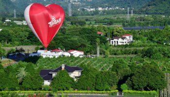 Balonista de Torres participa de festival em Taiwan 04